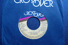 """7"""" Ray Charles - Living For The City - US Cross Over"""