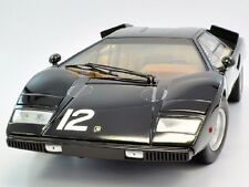 Kyosho 1/18 Lamborghini Countach LP400(The Circuit Wolf) K08321CWM Japan