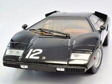 Kyosho 1/18 Lamborghini Countach LP400(The Circuit Wolf) K08321CWM Japan