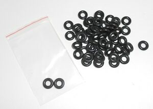 Johnson/Evinrude/OMC 301824 dual/two line pressure tank O-rings (sold in pairs)