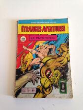 AVr24---- ARTIMA   Comics Pocket  ÉTRANGES AVENTURES     N° 52