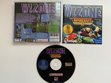WarCraft 2 II 1995 Tides of Darkness W!Zone 50 Level Addon Expansion Blizzard PC