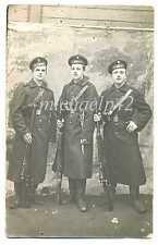 Russian WWI Navy Training Mine Detachment Sailors Arisaka Rifles Bayonets Photo