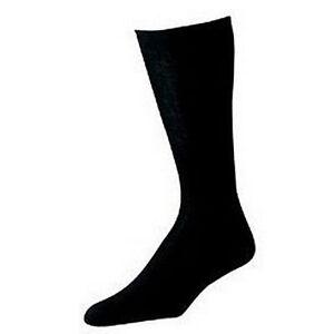 Mens Anti DVT Travel Flight Firm Support Compression Socks
