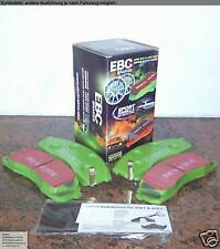 EBC Greenstuff Bremsbeläge VORNE BMW 3er E46 / 5er E39