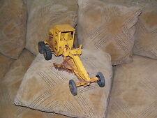 Vintage Collectible Tonka Earth Mover Scraper Construction Truck