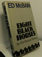 Eight Black Horses McBain, Ed Hardcover Collectible - Very Good