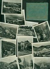 Altes Photo-Mäppchen Sommerfrische Kirchberg am Wechsel 12 Original-Fotografien