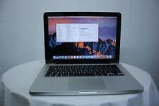 """Barato Apple Macbook Pro 13.3"""" A1278 i5-3210M 2.5GHZ 4 GB 500 GB Garantía de grado C"""