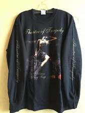 Theatre of tragedy Long sleeve L shirt Doom metal Tristania Tiamat Paradise lost