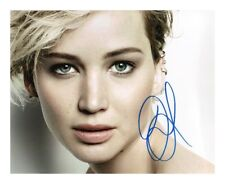 JENNIFER LAWRENCE AUTOGRAPHED SIGNED A4 PP POSTER PHOTO PRINT 8