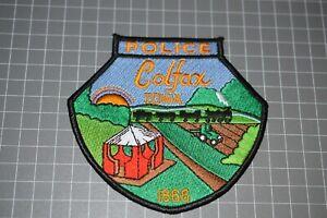 Colfax Iowa Police Patch (B17-A21)