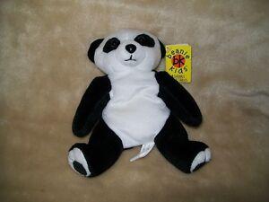 Beanie Kids CHI CHI Panda Beanie Mint Tag BK 057  Rare Released 1998