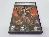 Overload 360 Microsoft Microsoft Xbox 360 Preowned FAST SHIPPING!!!