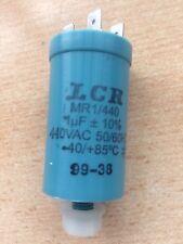 Condensador de 1uf 440 V Motor Correr Inicio Tachonado Z1394