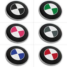 Emblem Aufkleber FÜR BMW Logo E70 E36 E85 E86 E52 verschiedene Farben