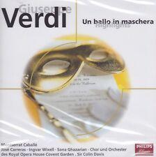 Un Ballo in Maschera (qs) von Colin Davis,Orchestra & Chorus of the Royal Opera House (2001)