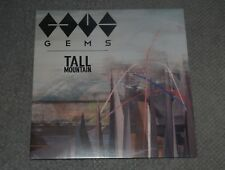 Gems~Tall Mountain~SEALED~Experimental Electronic Groove~Synth-Pop~FAST SHIPPING