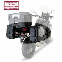 KAPPA KL1121 TELAI PER VALIGIE MONOKEY HONDA 500 CB XA ABS (PC46) 2013-2018