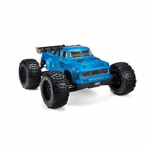 Notorious 6S BLX Body Blue Real Steel