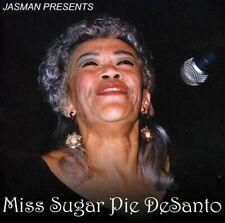 Miss Sugar Pie DeSanto - A Slice of Pie CD Jasman