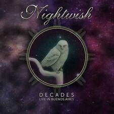 Decades Live in Buenos Aires  NIGHTWISH  2 CD SET
