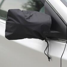2X Car Rear View Side Mirror Snow Cover Frost Guard Wind / Waterproof Shield