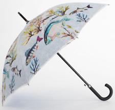 Osborne & Little Laghetto paraguas Edición Limitada-Diseño de pescado OLU-02
