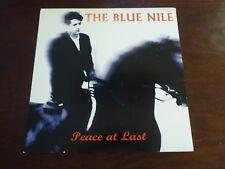 The Blue Nile Peace at Last 1996 Promo Lp Record Photo Flat 12x12 Poster