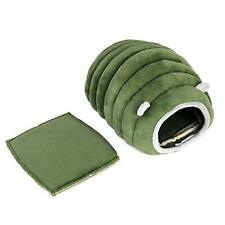 Mrtioo Guinea Pig Cave Bed, Hamster Hedgehog Nest Hideout, Small Animals Cage Su