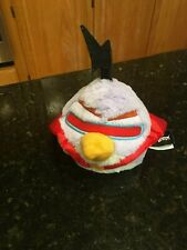 """Angry Birds Space Plush 5"""" Purple Laser Bomb no sound"""