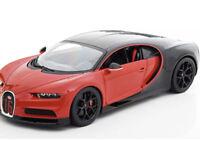 Bugatti Chiron Sport Red/Black 1:18 Model Car Maisto Special Edition