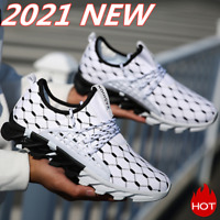 Men's Casual Sneakers Outdoor Gym Sports Running Shoes Athletic Walking Tennis