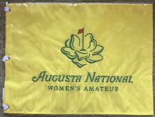 Women's Amateur Augusta National (undated) Pin Flag Golf Tournament ANGC 1st Yr