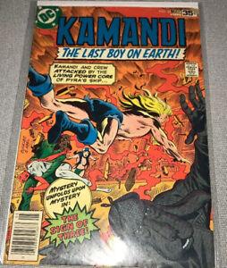 "KAMANDI #56 (6.5-7.0) 1978 ""THE SIGN OF THREE!"" DICK AYERS ART!-DC Comics"