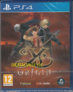 YS Origin PS4 Brand New Factory Sealed PlayStation 4