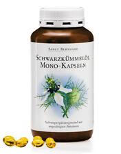 1.200 Schwarzkümmelöl Mono (3 Dosen) Sanct Bernhard nigella sativa kalt gepresst