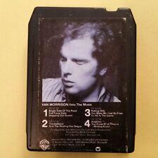 VAN MORRISON Into The Music 8 Track Tape 1979 Warner Bros W8