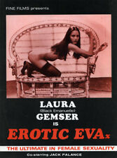 Erotic Eva Laura Gemser Original Movie Pressbook Photos Poster art synopsis
