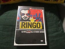 "DVD ""RINGO STARR & HIS NEW ALL-STARR BAND"""
