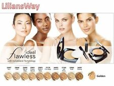 AVON IDEAL FLAWLESS CREAM TO POWDER FOUNDATION~VARIOUS SHADES~LIMITED TIME OFFER