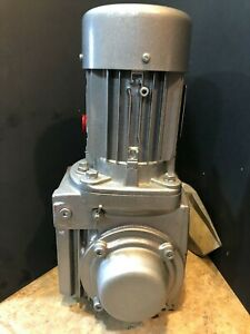 NORD Drive Systems SK02050AFH-63L/4 CUS Inverter Duty Motor/Gear Box NEW
