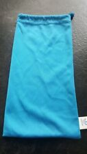 Adidas soft sunglasses / glasses pouch case New blue
