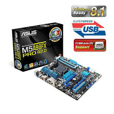 ASUS M5A99FX PRO R2.0 AM3+ AMD 990FX + USB 3.0 ATX AMD Motherboard