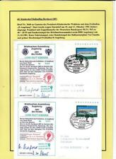 RM 700377 / Flugpost Ballonpost KINDERDORF BALLONFLUG BORDPOST BP Deutschland