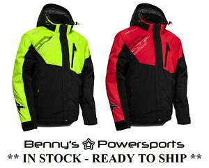Castle X Phase G3 Men's Jacket Snowmobile Winter Waterproof Windproof Warm