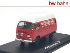Schuco Limited Edition 1:43 03214 CASSETTA VW Auto t2a con tetto alto NUOVO PORSCHE