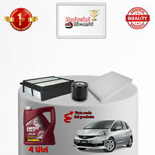 Replacement Filter Kit and Oil Honda Jazz II 1.3 Dsi Hybrid 65KW 88CV 2013 ->
