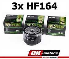 3x HIFLO FILTRO OLIO HF164 BMW R 1200 GS ADVENTURE ABS