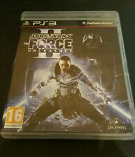 PLAYSTATION 3 Star Wars il Potere della Forza ASSASSIN'S CREED FRATELLANZA Freepos
